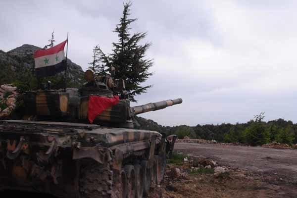 عملیات نظامی گسترده علیه تروریستها در ادلب فاجعه انسانی به بار می آورد