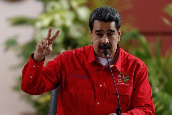 مادورو: نمایندگان موافق دولت از امروز به کنگره باز می گردند