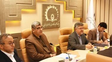 هفتمین نشست مدیران حقوقی مراکز آموزش عالی منطقه 9 کشور برگزار گردید