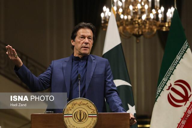 تایید عمران خان مبنی بر میانجیگری اسلام آباد در روابط تهران و واشنگتن