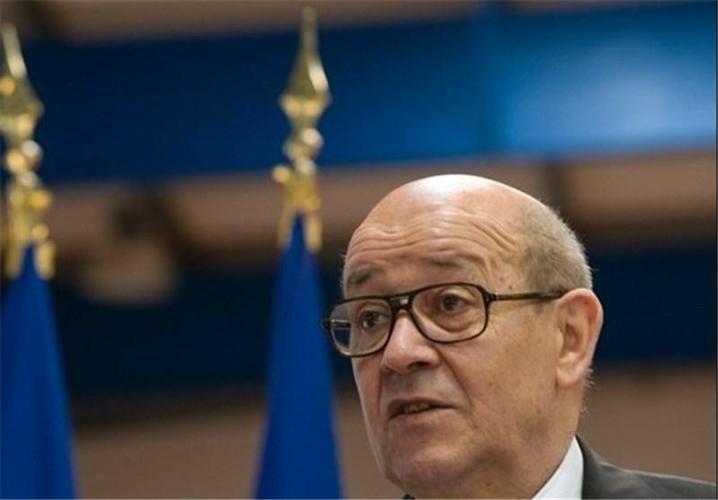 سفر وزیر خارجه فرانسه به عراق