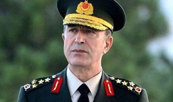 وزیر دفاع ترکیه: تا وقتی آتش بس نقض نشده عملیات چشمه صلح متوقف می ماند