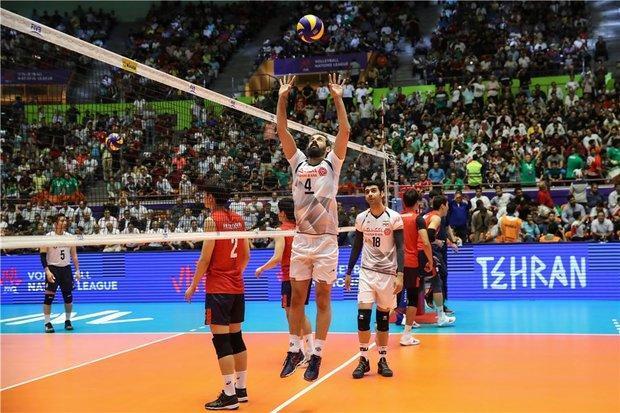 صعود دو پله ای ایران در جدول، فرانسه با شکست آمریکا صدرنشین ماند