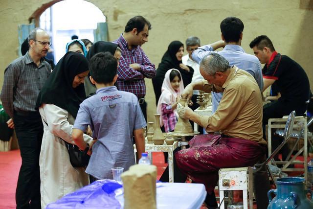 کسب مقام چهارم برای صنایع دستی ایران در دنیا