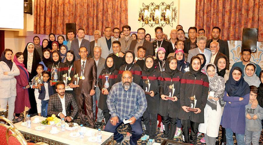 کرمان قهرمان مسابقات وودبال کشور شد
