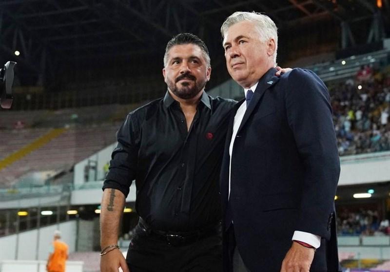 دی مارتزیو: گتوسو با ناپولی قرارداد بسته است، آنچلوتی به زودی کناره گیری می نماید