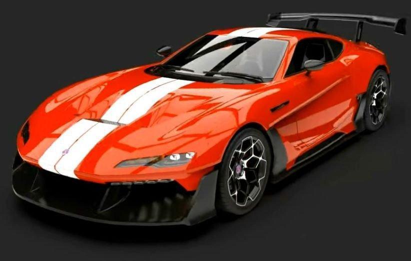 فکتوری فایو F9R معرفی گشت؛ سوپر اتومبیلی قدرتمند با بدنه ای فوق سبک و موتور V12