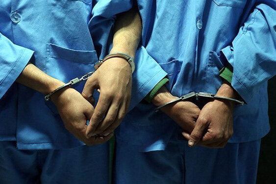 دستگیری 2 شرور سابقه دار