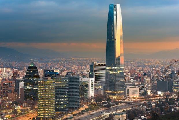 جاذبه های گردشگری شهر سانتیاگو پایتخت شیلی