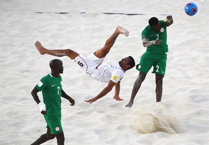 پیغام تبریک رئیس کنفدراسیون فوتبال آسیا بابت درخشش ساحلی بازان ایران