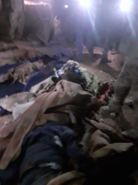 25 کشته و 51 زخمی در حمله آمریکا به مواضع حشد شعبی