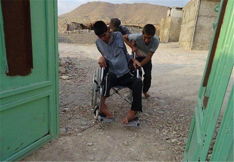بن بست گردشگری معلولان