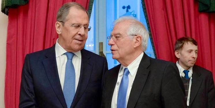 گفت وگوی بورل با وزرای خارجه روسیه و چین درباره برجام