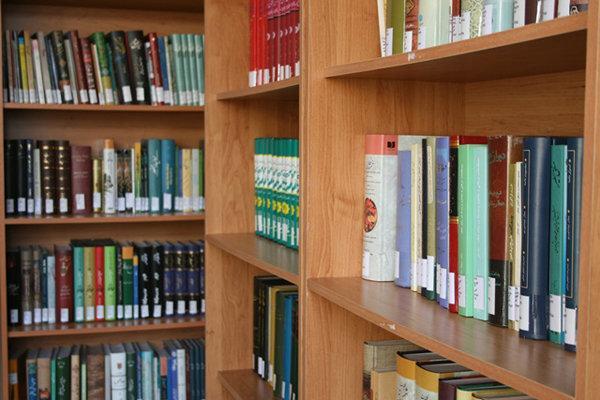 کتابخانه تازه های نشر ایران گشایش یافت