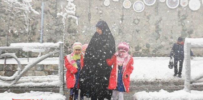 اظهارات سخنگوی آموزش و پرورش درباره احتمال تعطیلی مدارس تهران