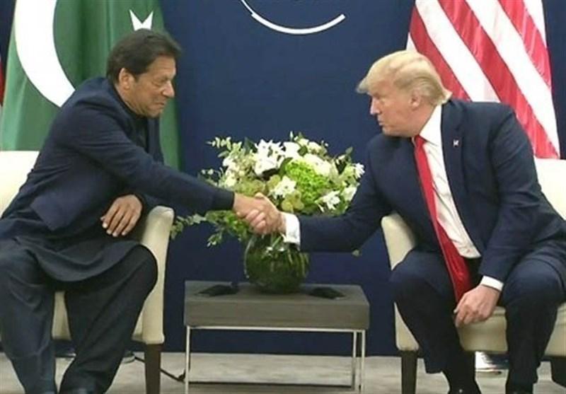دیدار مجدد عمران خان و ترامپ؛ تکرار وعده عملی نشده آمریکا به پاکستان