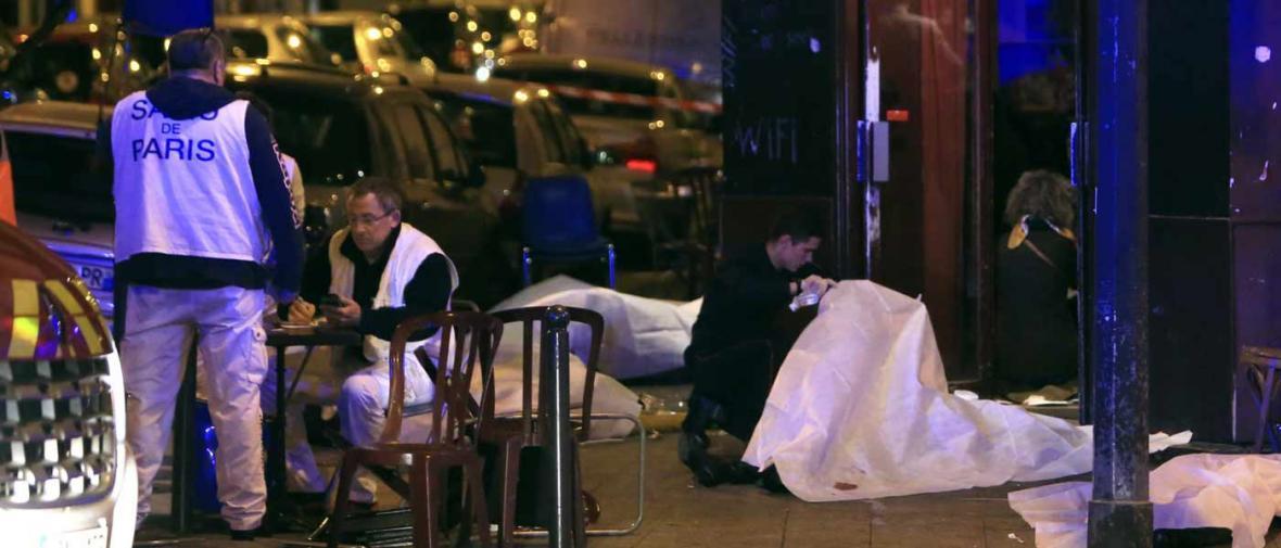 انفجار، تیراندازی و گروگان گیری در پاریس منجر به کشته شدن 200 نفر و بسته شدن مرزهای فرانسه شد