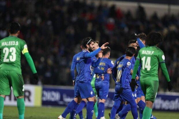 آغاز استقلال با تساوی مقابل تیم عراقی
