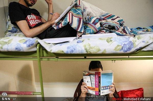 خوابگاه های دانشگاه علوم پزشکی یزد در تعطیلات نوروز باز است