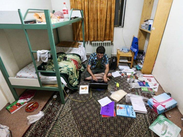 خوابگاه های دانشگاه تهران تا صبح فردا تخلیه می گردد