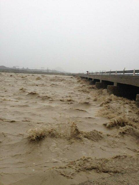 هشدار هواشناسی و احتمال سیلابی شدن رودخانه های فصلی سیستان و بلوچستان