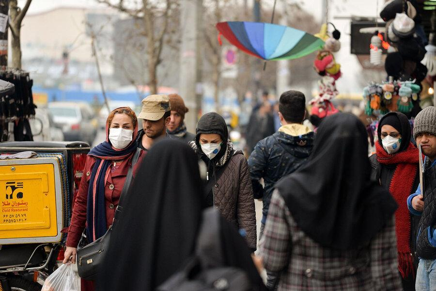 آمار جدید مبتلایان کرونا در ایران ؛ 66 نفر فوت کردند ، 523 نفر در 24 ساعت گذشته مبتلا شدند ؛ تهران در صدر