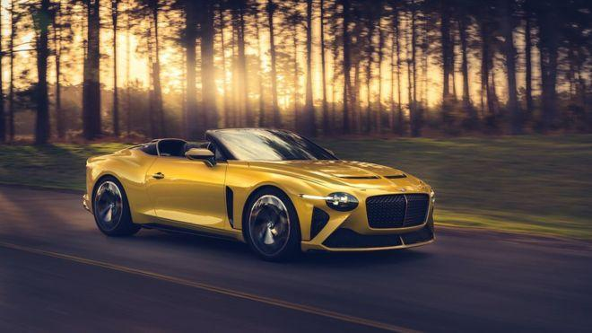 ماشین دو میلیون دلاری بنتلی