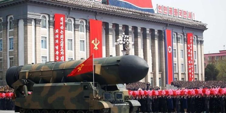کره شمالی یک پرتابه جدید شلیک کرد