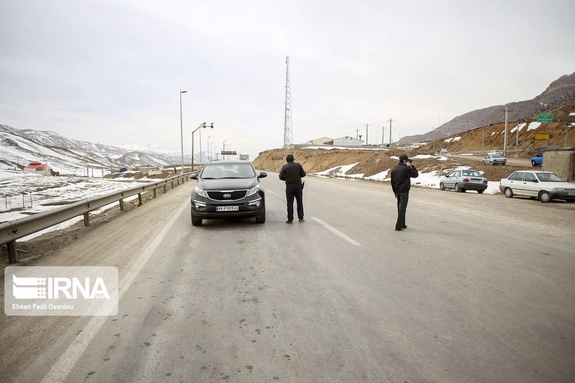 خبرنگاران ورود مسافر به خوزستان از جهت شهرکرد - اندیکا همچنان ممنوع است