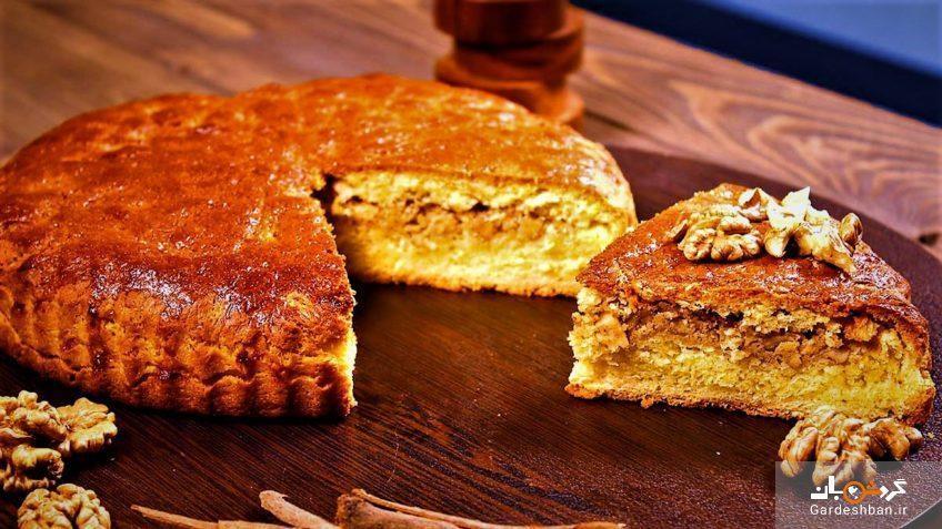 طرز تهیه نان گاتا؛معروف ترین نان ارمنستان