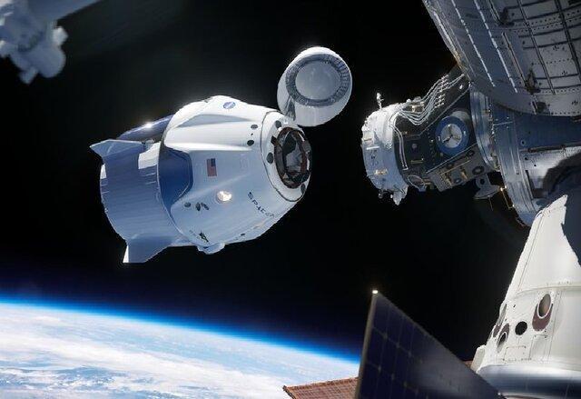 کپسول دراگون امروز ایستگاه فضایی بین المللی را ترک می نماید