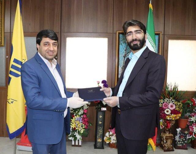 مبادله تفاهمنامه بین کمیته امداد و پست فارس