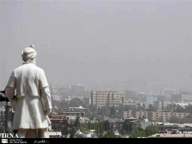 خبرنگاران کیفیت هوای هفت منطقه مشهد در شرایط هشدار قرار گرفت