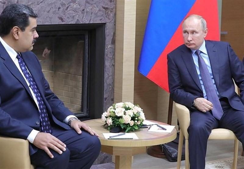 مذاکرات تلفنی پوتین و مادورو درباره نفت و کرونا