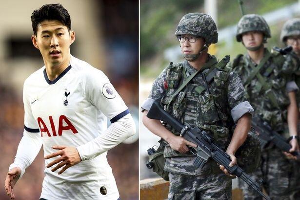 داستان سربازی ستارگان فوتبال