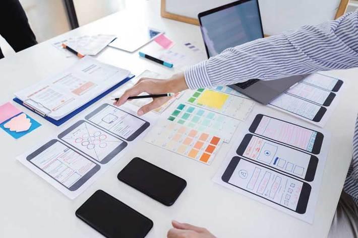 8 کلید مهم در طراحی اپ های پرطرفدار