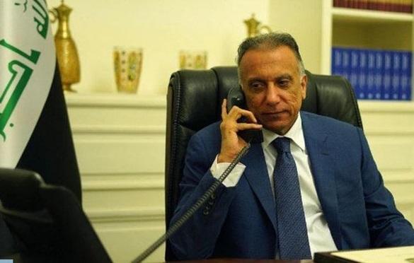 نخست وزیر عراق و وزیر خارجه انگلیس تلفنی تبادل نظر کردند