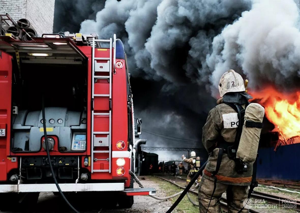 خبرنگاران دومین آتش سوزی در بیمارستان های کرونایی روسیه جان 5 بیمار را گرفت
