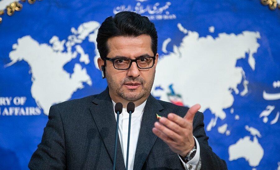 توضیح سخنگوی وزارت خارجه درباره درگذشت بهنام بهرامی در سوئیس
