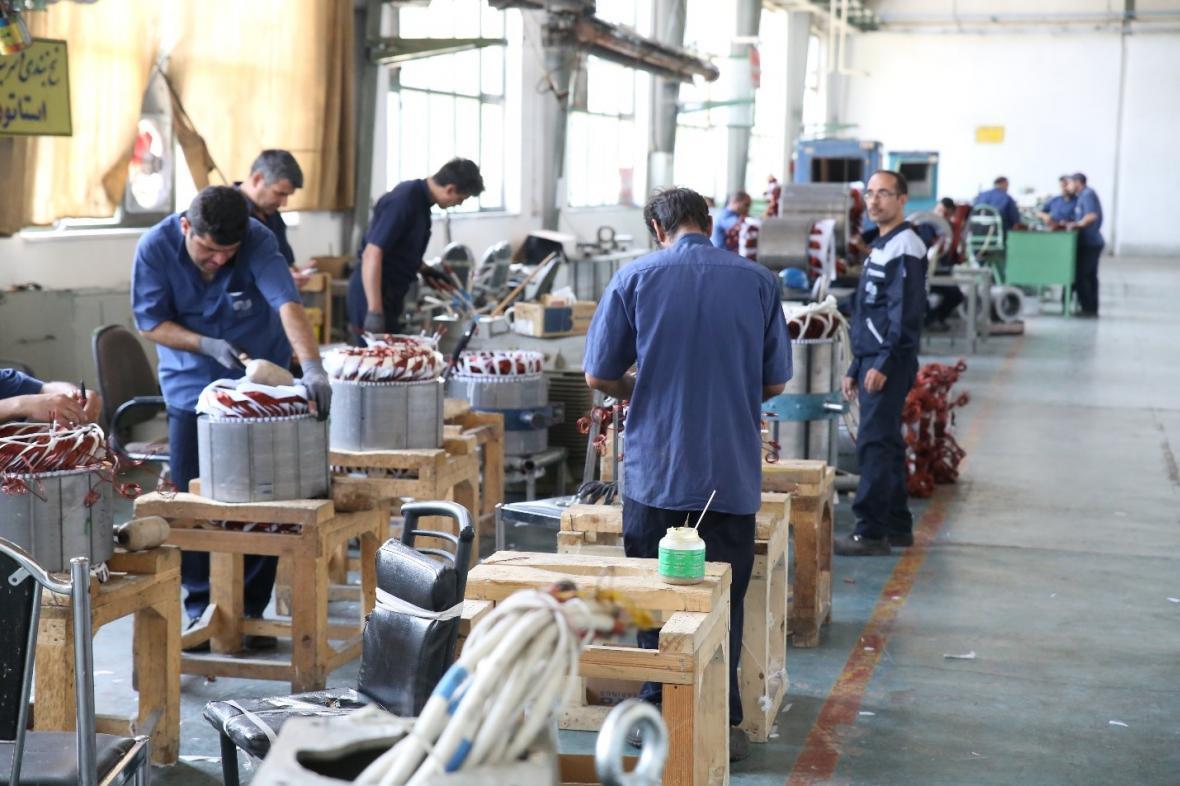 ایران به باشگاه تولیدکنندگان الکتروموتور های فوق سنگین وارد شد