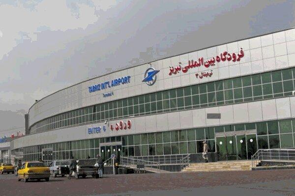 ورود مسافران به فرودگاه تبریز بدون ماسک ممنوع شد