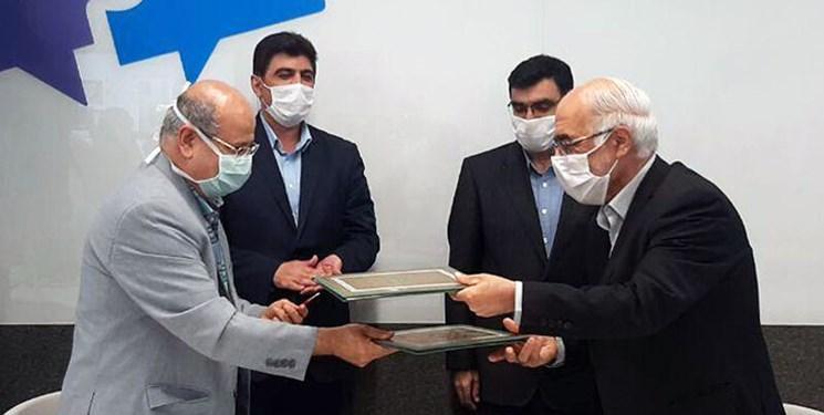 دانشگاه های امیرکبیر و علوم پزشکی شهیدبهشتی تفاهم نامه همکاری امضا کردند