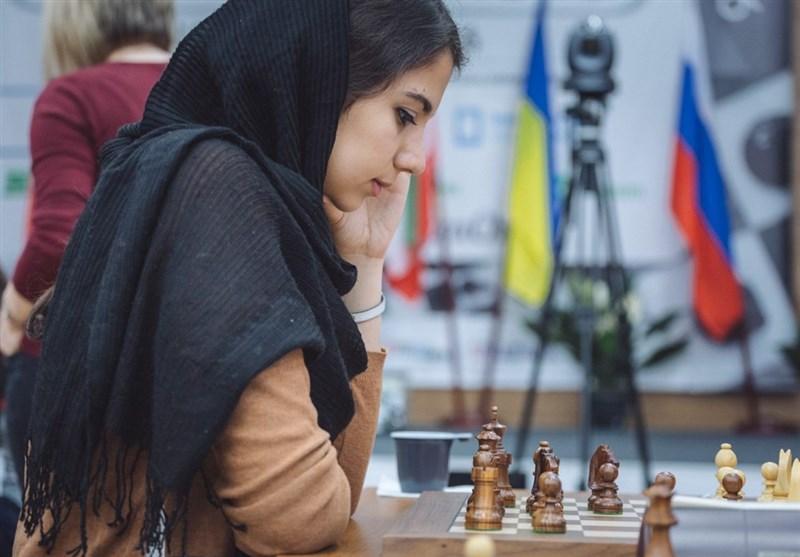 شطرنج سرعتی جایزه عظیم بانوان فیده، خادم الشریعه به نفر اول جهان باخت و فینالیست نشد