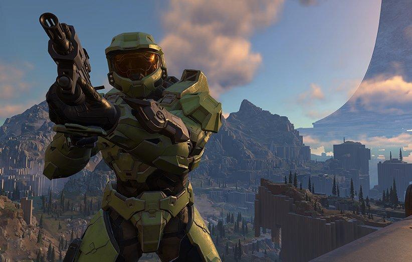 بخش چند نفره Halo Infinite رایگان عرضه می شود