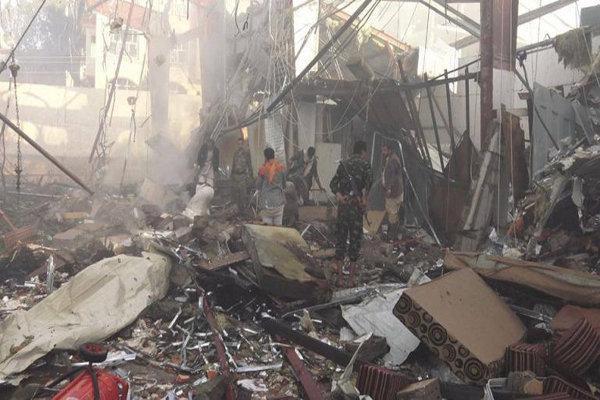 جنگنده های متجاوز سعودی 3 استان یمن را به شدت بمباران کردند