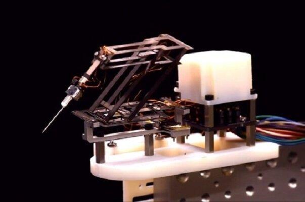 فراوری ریز ربات جراح با الهام از هنر اوریگامی