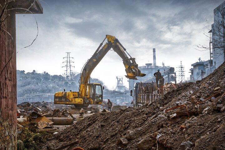 نظارت هوشمند سازمان پسماند بر مدیریت نخاله های ساختمانی