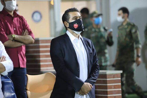 ارسال لایحه دفاعی افشین پیروانی در آستانه دربی پایتخت