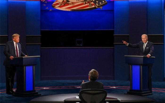 محورهای مهم دوئل تلویزیونی ترامپ و بایدن