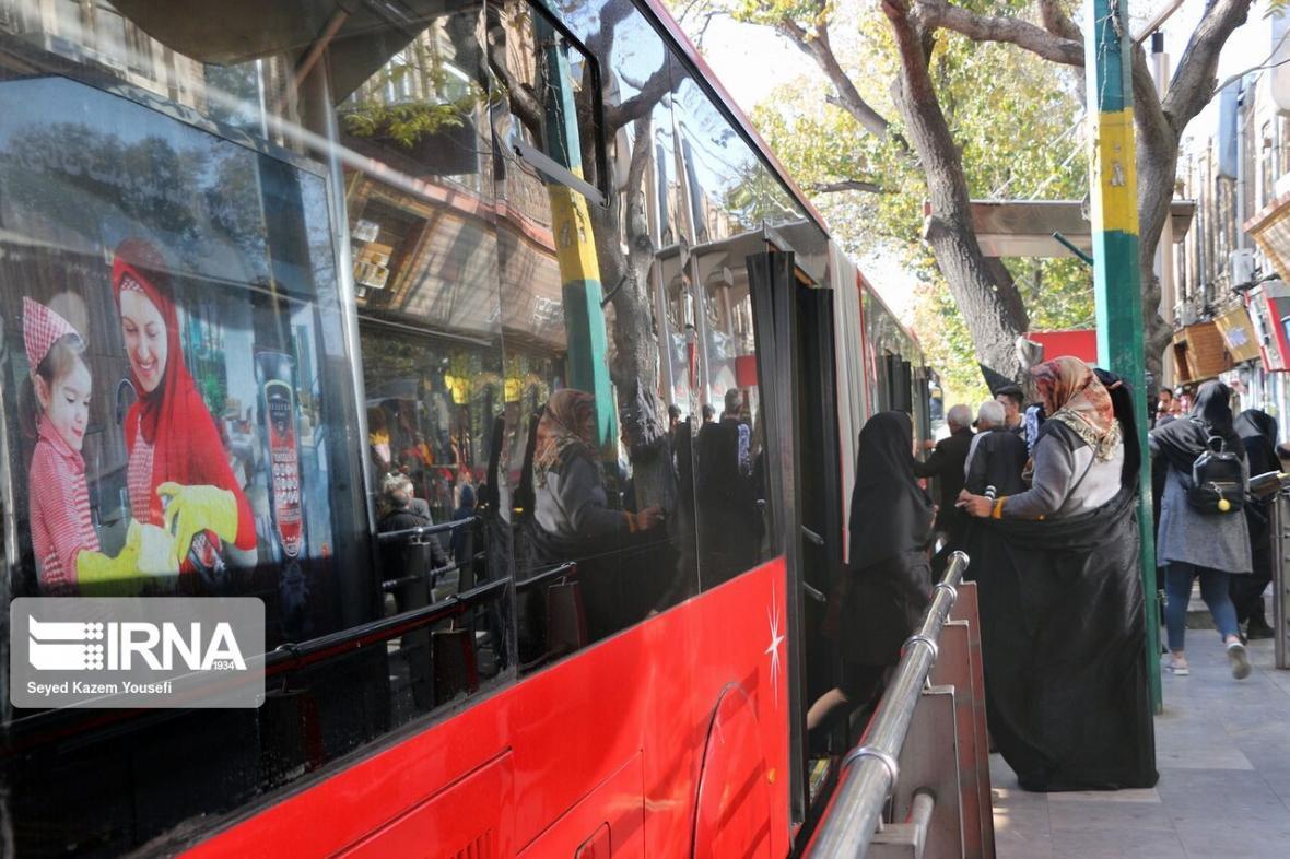 خبرنگاران تصویب طرح جامع ریلی تهران تا ضرورت نوسازی ناوگان حمل و نقل همگانی